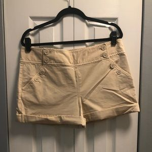 Juicy Couture Sailor Style Shorts